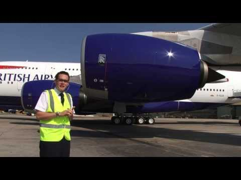British Airways -- Take a tour of our A380 (full version)