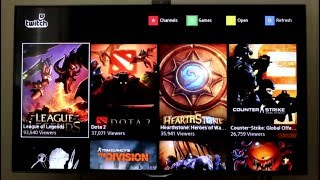 How to install Twitch on smart tv Samsung models 2013-2014