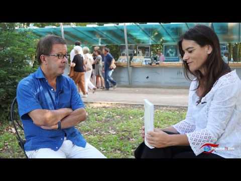Rene Martin Directeur Festival International de Piano La Roque d'Anthéron