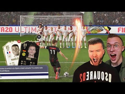 FIFA 20: INFORM REUS FREISTO DISCARD BATTLE  PROOWNEZ vs FABISKILL