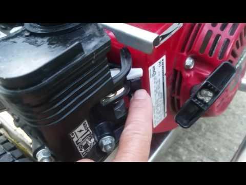 Honda GX200 6.5 engine Won't Start