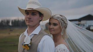 Cara & Shane Wedding Film | The Barn On Heartland Farm
