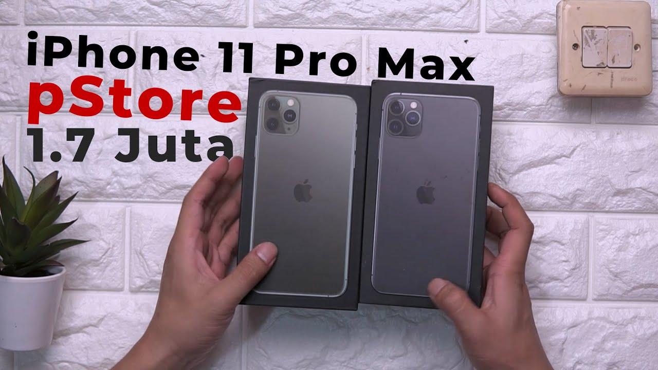 Beli Online iPhone 11 Pro MAX 512GB Hdc di Ps Store | Kek gini dapetnya 🤣
