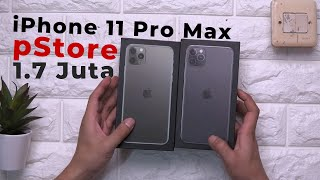 Beli Online iPhone 11 Pro MAX 512GB Hdc di Ps Store | Kek gini dapetnya