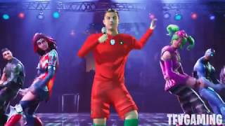 """"""" RONALDO IN FORTNITE """" (The Official 2018 FIFA World Cup™ Song)"""