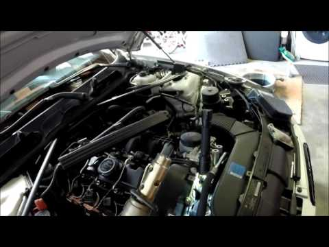 How to clean/replace your Vanos Solenoid on a BMW 335i / 135i (N54).