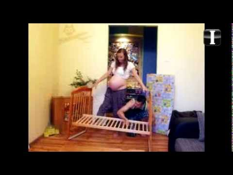 El embarazo más divertido de la red