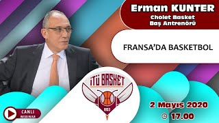 Erman Kunter (Cholet Basket Baş Antrenörü)