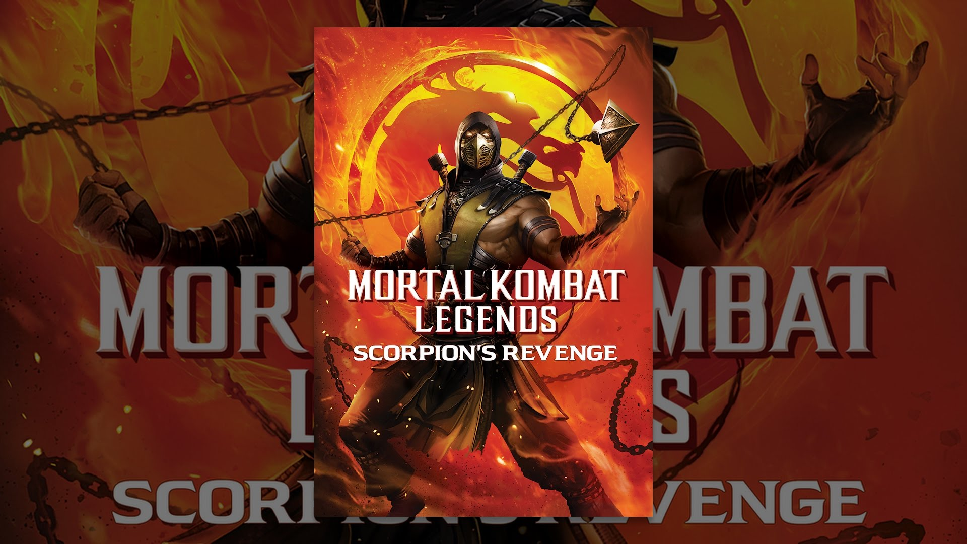Mortal Kombat Legends Scorpion S Revenge Youtube