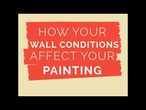 Nippon Paint - How Your Wall Conditions Affect Your Painting
