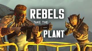 Nuka World Part 8: Rebels Take the Power Plant - Power Play - Fallout 4 Nuka World Lore