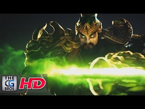 """CGI 3D Game Trailer HD: """"Smite"""" - by  RealtimeUK"""