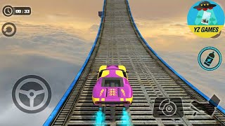 Impossible Stunt Car Tracks 3D | Car Simulator 2018 Android GamePlay FHD