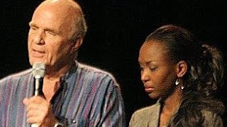 Power Of Forgiveness - Wayne Dyer meets Immaculée Ilibagiza