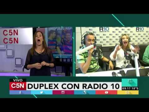 C5N - Duplex: El Finde y Séptimo Día (29/11/2015)