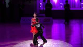 2015 Japan International | Sota Fujii - Ami Yoshikawa | Basic Rumba...