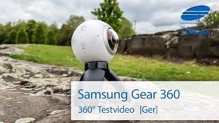 Samsung Gear 360  360° VR Testvideo
