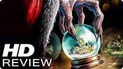 KRAMPUS Trailer Deutsch German & Kritik Review (2015)