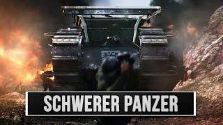 Battlefield 1 Schwerer Panzer - Gameplay und weitere Fahrzeug Infos