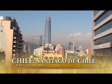CHILE - Santiago de Chile - 2013