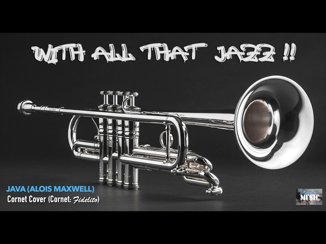 Java (Alois Maxwell) - Cornet Cover