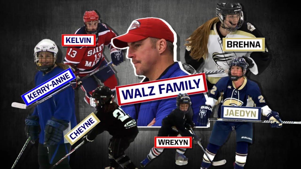 HDM 2016: The Walz hockey pedigree