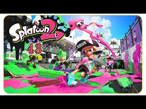 Buntes skaten #43 Splatoon 2 Online - Let's Play Together