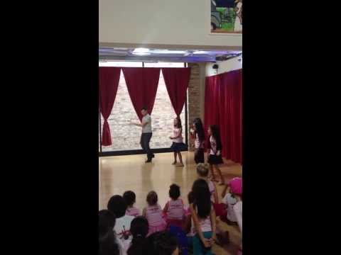 Athaylie's Latin Dance Recital