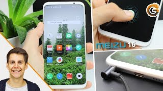 Meizu 16: Flagship mit Fingerabdrucksensor im Display - Test / DEUTSCH | China-Gadgets