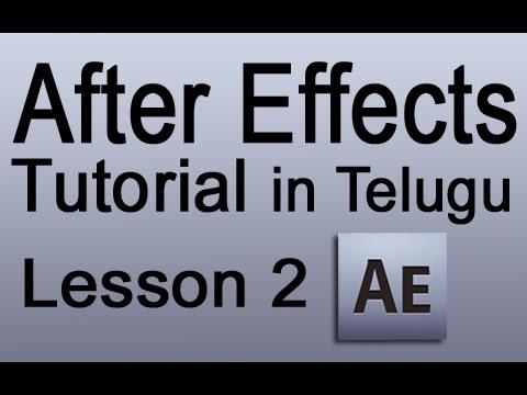 After Effects Cs4 Tutorials Pdf