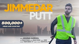 Jimmedar Putt   Anurag Shergill   Raahi Rana   Azad   Deeks-Cy   Sad Punjabi Songs 2020