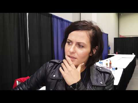 Actress Scout Taylor Compton interview