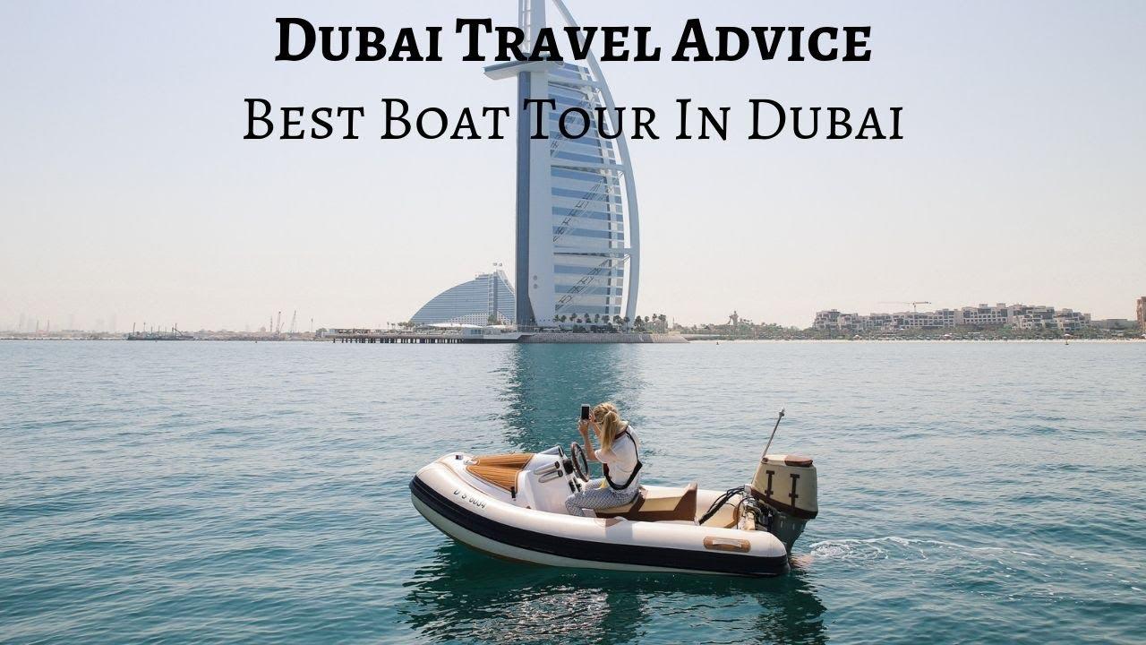 Best Boat Tour In Dubai (2019)