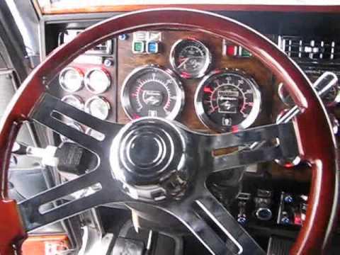 Ford 2000 Tractor Dash Wiring 1997 Kenworth W900l Youtube