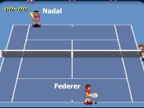 Super Tennis SNES Theme Song - SNESOT ASTP-Tour