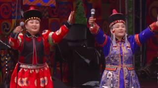 Детский фольклорный ансамбль «Баяр» (г. Чита, Забайкальский край)