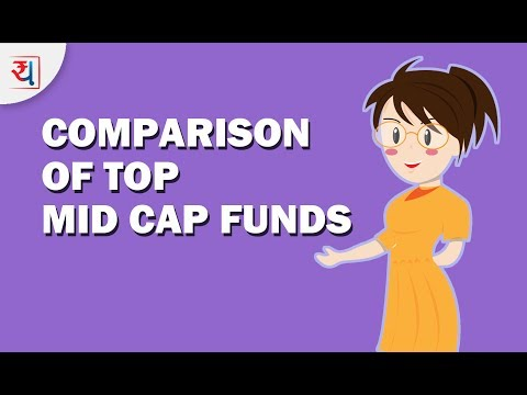 Comparison of Mid Cap Funds | Top MidCap Fund comparison | Best Mutual Funds for 2017