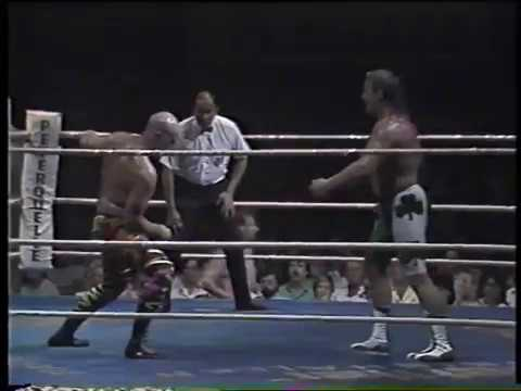 Steve Wright vs. Fit Finlay [1990-06-30]