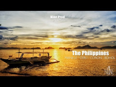 The Philippines - Travel To Cebu, Coron, Manille and El Nido.