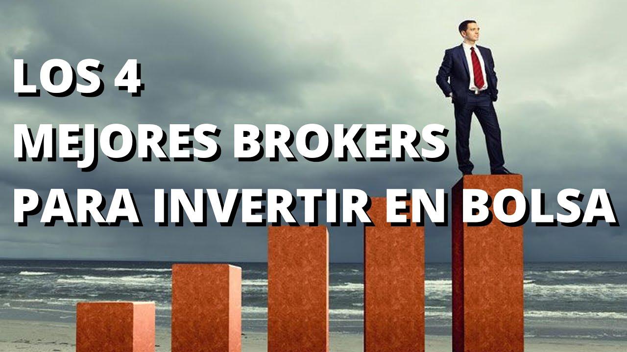 Estos Son Los MEJORES BROKERS De BOLSA   El Club de Inversin