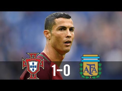 Portugal vs Argentina 1-0 - All Goals & Extended Highlights - Friendly 18/11/2014 HD