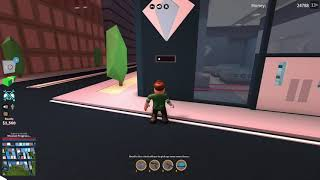 ROBLOX JAILBREAK - TUTO EN: BRAQUER THE BIJOUY AND THE BANK.