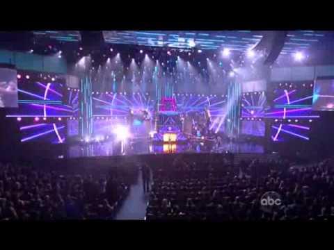American Music Awards 2011 David Guetta feat. Nicki Minaj