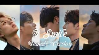 Video DAY6 - I Smile [Female Version] download MP3, 3GP, MP4, WEBM, AVI, FLV Maret 2018