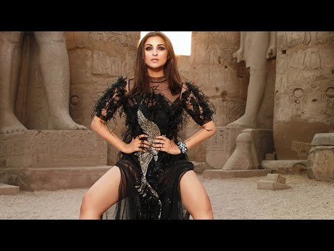 Parineeti Chopra raises the temperatures in Egypt for HELLO!'s June Issue