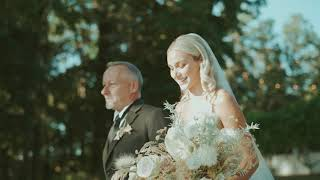 Emotional Vows at this Intimate Winery Wedding: You'll wanna hear what he says!