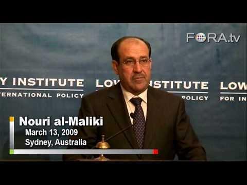 Iraqi PM Says Iraq Ready for US Withdrawal - Nouri al-Maliki