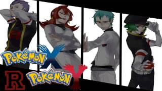 Team Rocket Battle Remix [X/Y Style] Pokémon G/S/C/HG/SS