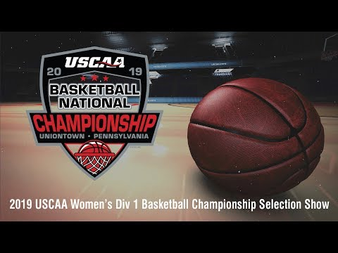 2019 USCAA Women's Division I Basketball National Championship Selection Show
