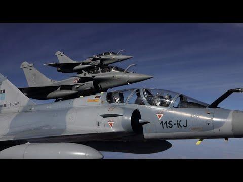 [#WebTVAIR] Épisode 29 - Mission commander, la qualification ultime des équipages chasse